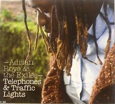 Adrian Roye & The Exiles - Telephones & Traffic Lights (Digipak) (CD)