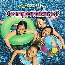 What Is Temperature? by Robin Johnson (2012, Paperback)