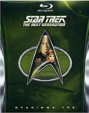 STAR TREK THE NEXT GENERATION - saison 3 Blu ray  NEUF §