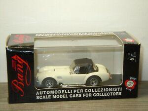 Cobra Stradale - Bang 412 Italy 1:43 in Box *52238