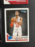 Lot Of (14) 2019-20 Donruss Rated Rookie  #236 Daniel Gafford RC Chicago Bulls