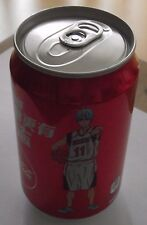New full coca cola collectable can cartoon series from Taiwan 330 ml Thirt nr 11