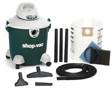 Shop-Vac Quiet Plus 12 gallons 4.5 Peak Hp Motor 59812 Green Brand New