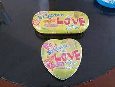 Brighton Fun Love Sunglasses Case & Jewelry Tin