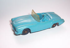 Tomte Laerdal No. 11 MERCEDES BENZ 190 SL Bleu Norway!