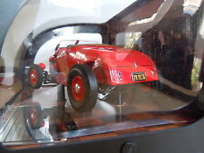 Origins of speed highway 61 red Ford model A roadster