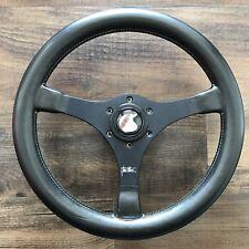 1981 MOMO Jackie Stewart Edition 350mm Vintage Steering Wheel. Formula 1 Legend
