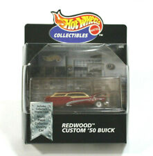 Hot Wheels Collectibles Redwood Custom 50 Buick Black Box Limited Edition(116MC)