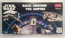 Star Wars Race Around The Empire Board Game Disney Funskool 2015 Hard To Find