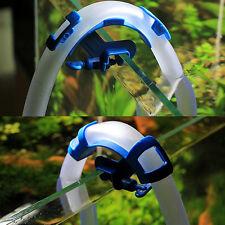Aquarium Fish Tank Filtration Conduite d'eau Titulaire de tuyau de filtre Po