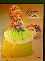 Vintage DREAM DOLLS by Viola Vi Rawson 1974, Zim's Make your Collectible doll