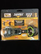 Black Gold Surge LH 7-Pin .019 Bow Sight (NEW) FPSUC7-LH