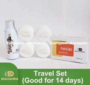 Beautederm Travel Beauty Set (Good for 10-15 days)