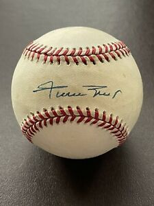WILLIE MAYS Signed Baseball Autograph Auto JSA Authenticated