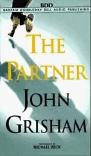 The Partner, John Grisham Cassette Audio Book, Abridged in Very Good Condition