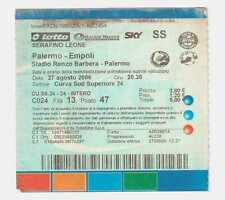 54285 Biglietto stadio - Palermo Empoli - 2006/2007