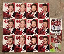 Tj Watt Jj Watt 2015 Rookie First Ever Rc Card Wisconsin Badgers (25) Card Lot