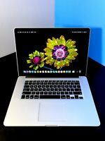 EXCELLENT MacBook Pro 15 RETINA Laptop / 3.3GHZ i7 / 1TB SSD / 16GB RAM /OS-2017