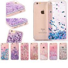 Dynamic Liquid Glitter Quicksand Soft TPU Case Cover For Apple iPhone 7 6S Plus