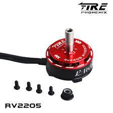 New 4 Pcs FIRE PHONENIX 2205 KV2300/2500 CW/CCW brushless Motors For FPV QAV250