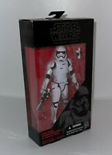 Star Wars The Black series #04 First Order Stormtrooper Figure Collectible