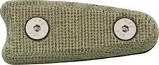 ESEE Cutlery Izula Fixed Blade Knife OD Green Canvas Mounting Hardware IZULAH