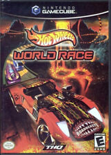 Hot Wheels World Race NGC New GameCube