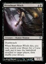 Bitterheart Witch x4 (EX) - Innistrad - MTG Uncommon