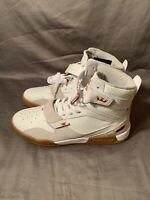 Details about  /54 Supra Breaker 05893-173-M Mens White High Top Surf Skate Shoes Size 8-14