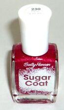 Sally Hansen SUGAR COATTextured Nail Polish PINK SPRINKLE 230