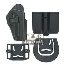Tactical CQC Serpa RH Pistol Holster w/ Magazine Mag Pouch Paddle Sig Sauer P226