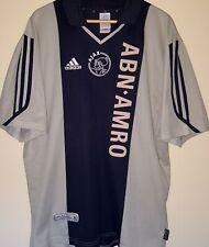 Maillot Ajax Amsterdam Ibrahimovic Taille Xl adidas rare legend Pays-Bas Suéde