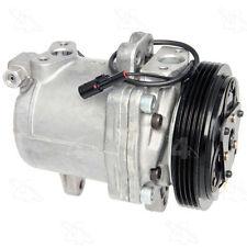 4 Seasons 58407 New Seiko Seiki Compressor w/ Clutch