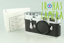 Leica Leitz M3 35mm Rangefinder Film Camera #29091 D2