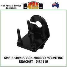 GME 2.5MM Black Aerial Antenna Mirror Mounting Bracket - MB411B
