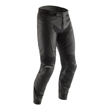 RST R-18 Motorcycle Motorbike Leather Jeans Black - 2070/2065