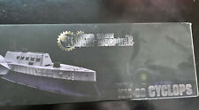 Mastermind Creations KM-03 Knight Morpher Cyclops (Shockwave) Complete MMC MISB