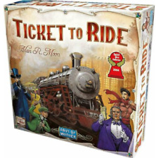 Ticket to Ride Board Game American Edition AU STOCK