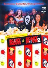 Scary Movie & Scary Movie 2 - Popcorn-Box [3 DVDs] gebr.-gut