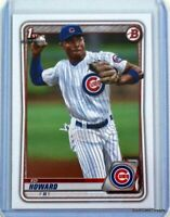 2020 Bowman Draft Paper Ed Howard Chicago Cubs 1st Bowman Card #BD-98