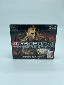 Ati Radeon X1900 CrossFire Version 512MB PCIe DVI GDDR3 256 Bit