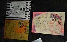 3 Inuyasha X Sesshomaru Doujinshi- Toddler Inuyasha- So Cute -Beautiful Art