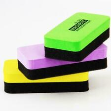 Board Erasers Drawing Draft Eraser Dry-Wipe Marker Cleaner Cleaners