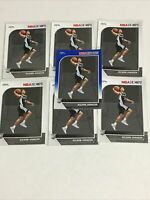 2019-20 KELDON JOHNSON ROOKIE #224 7 LOT PANINI NBA HOOPS RC Spurs Blue Foil SP