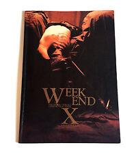 X JAPAN Week End / Endless Rain JAPAN BAND SCORE BOOK 1992 w/TAB Yoshiki Hide