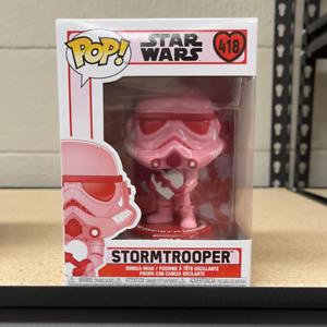 Funko Pop! Star Wars Valentine - Stormtrooper (In Stock) Vinyl Figure