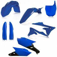 Blue Plastic Kit Plastics Fits Yamaha YZ250F 2014 2015 2016 2017 2018