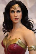 "OOAK Jakks Pacific 20"" Wonder Woman Figure Gal Gadot Doll Repaint By Sashableu"