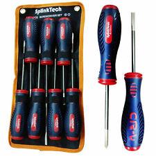 7PCS Destornillador de precisión conjunto de herramientas magnético aislado Manijas Ergonómicas