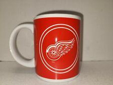 Detroit Red Wings Gametime Ceramic Coffee Mug 2013 Logo NHL Boelter Brands 8 oz